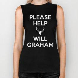 Please Help Will Graham Biker Tank