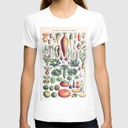 Adolphe Millot - Légumes pour tous - French vintage poster T-shirt