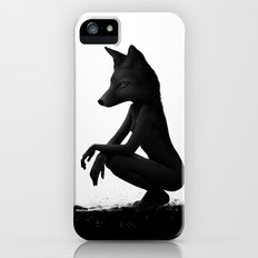 The Silent Wild iPhone (5, 5s) Slim Case