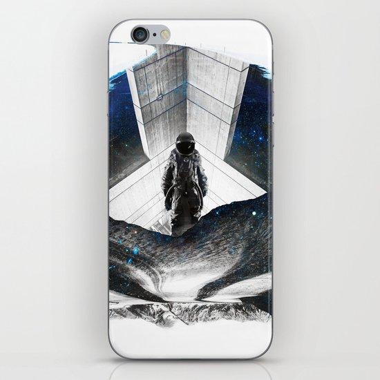 Astronaut Isolation iPhone Skin