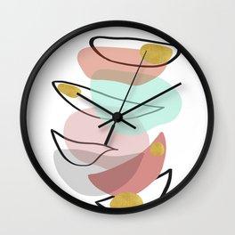 Modern minimal forms 15 Wall Clock
