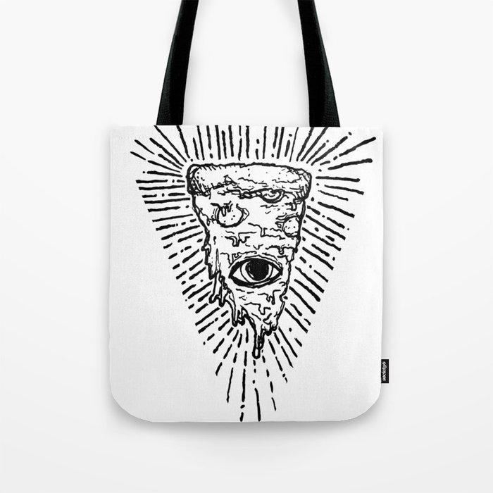 In Pizza We Crust Tote Bag