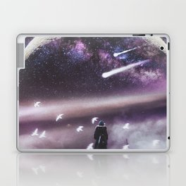 INFINITE WORLD #1 Laptop & iPad Skin