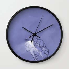 thee Enlightened: Intro Wall Clock