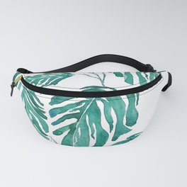 Monstera painting 2017 Fanny Pack
