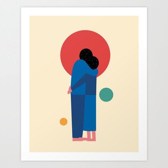 A Moment Art Print