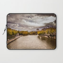 La Seine Laptop Sleeve