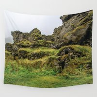 hobbit Wall Tapestries featuring Hobbit House by Alex Tonetti Photography