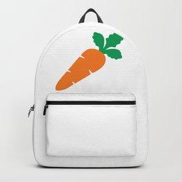 Carrot Emoji Backpack