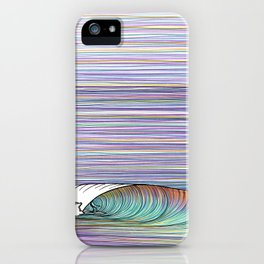 Groundswell iPhone Case