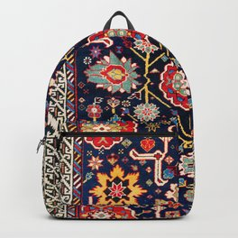 Shirvan Caucasian Afshan Rug Backpack
