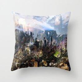 ACS-X23-Mix5Cropped Throw Pillow