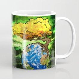Yggdrasil: The World Tree Of Life Coffee Mug