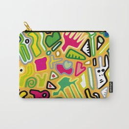 color doodle Carry-All Pouch