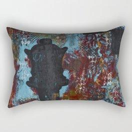 The Queen's Gambit Rectangular Pillow