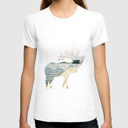 Elk. T-shirt