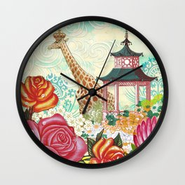 Surrealist Serenade Wall Clock