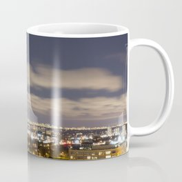 City Lights. Coffee Mug