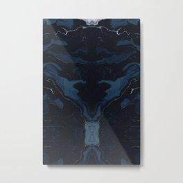 Midnight Xx Metal Print