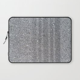 TIRE SKID Laptop Sleeve
