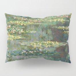 Water Lilies 1904 by Claude Monet Pillow Sham