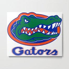 Gators! Metal Print
