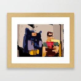 Holy Abstract Art! Framed Art Print