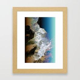 sea 0890 Framed Art Print