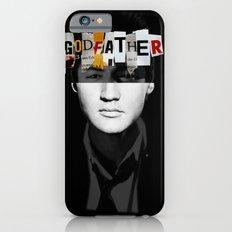 Godfather Mix 2 black iPhone 6s Slim Case