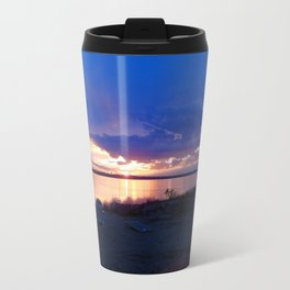 Sunset Chairs Travel Mug