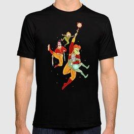 Dragon Friends Season 4 T-shirt