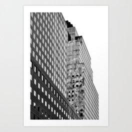 New York 001 Art Print