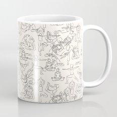 Yoga Manuscript Mug