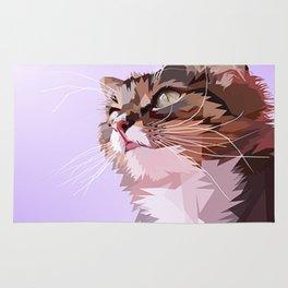 A Cat Rug