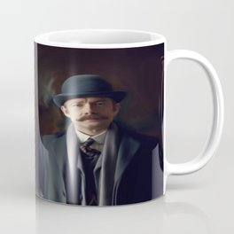 Holmes and Watson Coffee Mug