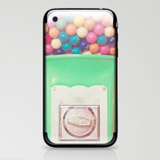 Happy Bubblegum iPhone & iPod Skin