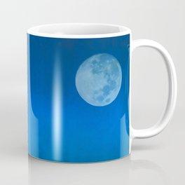 Big Moody Moon Coffee Mug