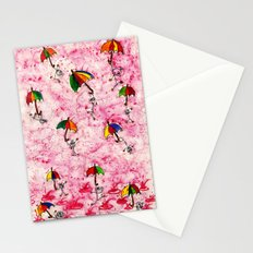 Dance in the Rain! Stationery Cards
