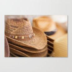 Cowboy Couture Canvas Print