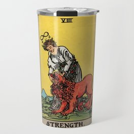 08 - Strength Travel Mug