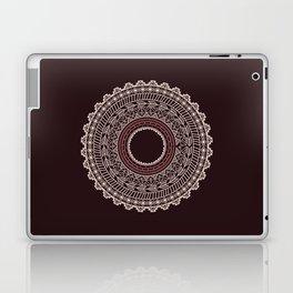 Aztec ornament 03 Laptop & iPad Skin