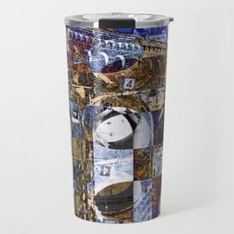 City Sound of Berlin Travel Mug