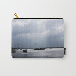 Howrah Brige Carry-All Pouch
