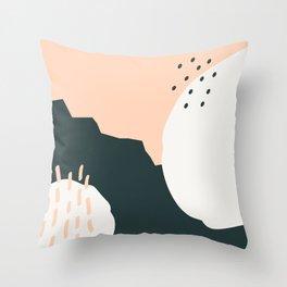 Coit Pattern 58b Throw Pillow