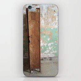 Old School Locker iPhone Skin