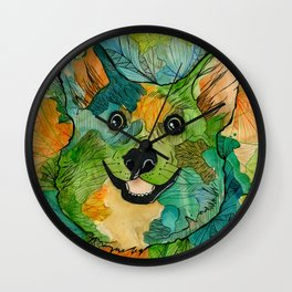 Squish Squish Wall Clock