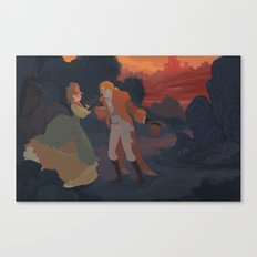 Ballad of Reynardine Canvas Print