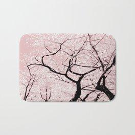 Cherry Blossom Dance Bath Mat
