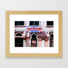 Kadikoy - Istanbul, Turkey - #7 Framed Art Print
