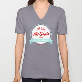 The Real McCoy Unisex V-Neck